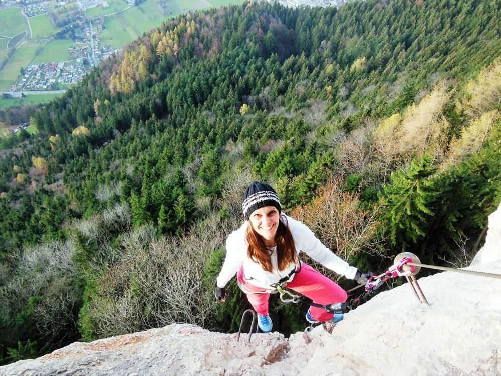 Klettersteig Kessi 6
