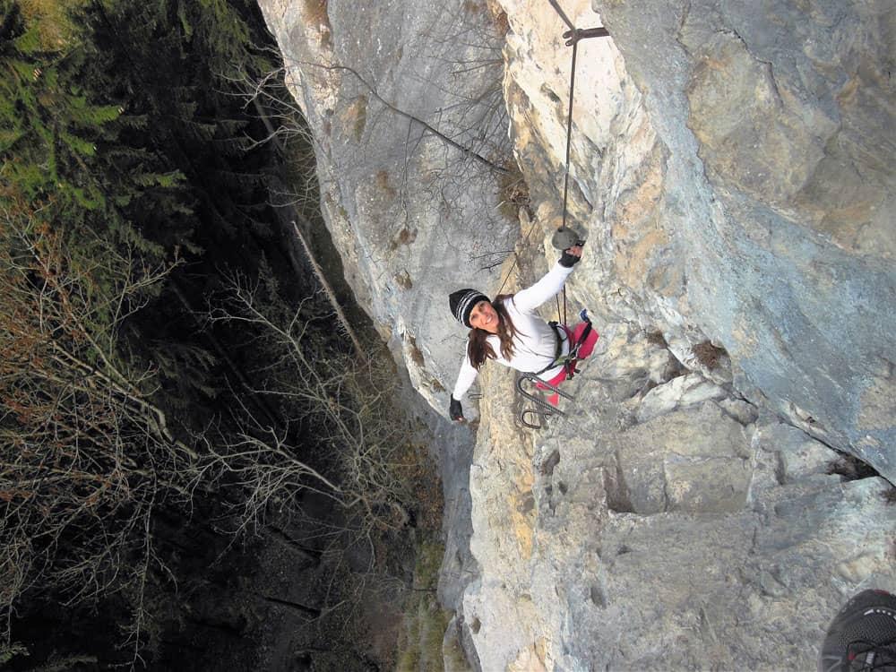 Klettersteig Kessi 7