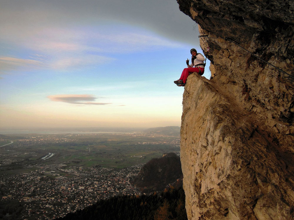 Klettersteig Kessi Top