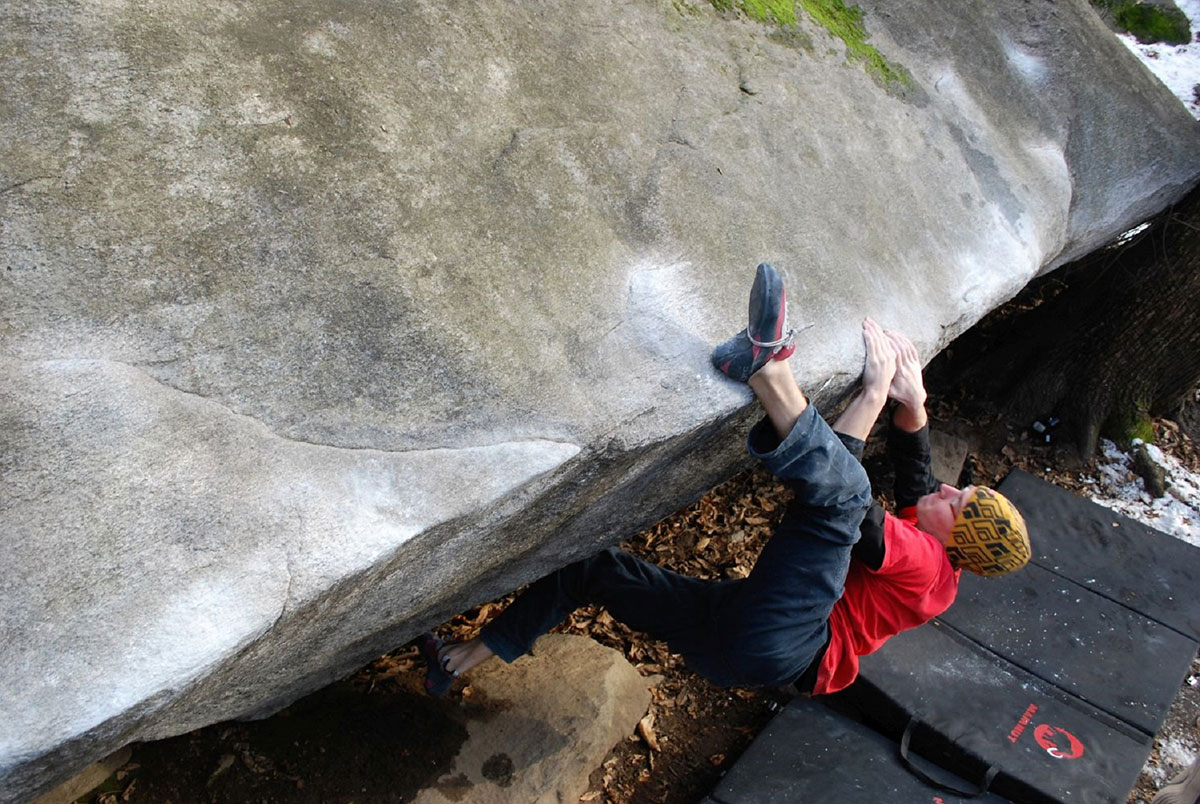 Bouldern im Tessin