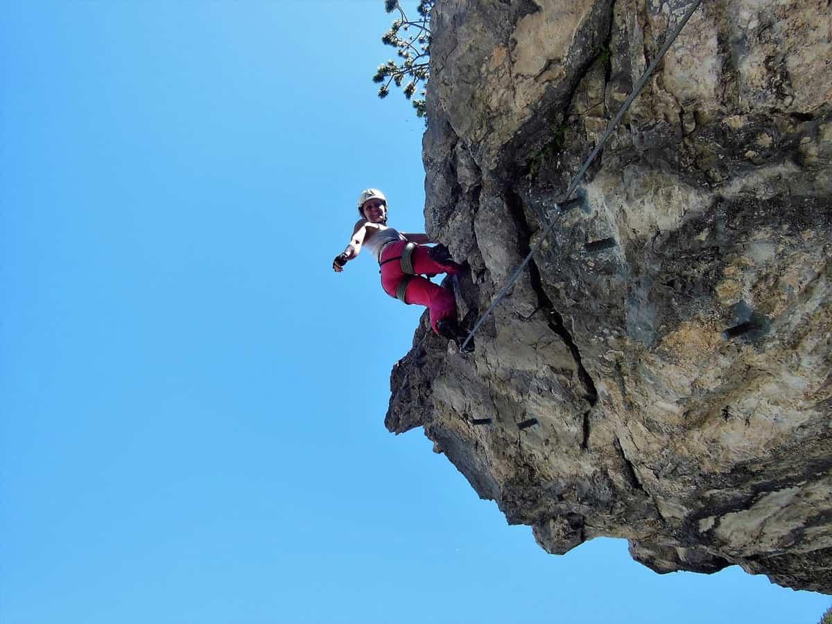 Klettersteig Usa : Klettersteige im montafon und brandnertal moosbrugger climbing