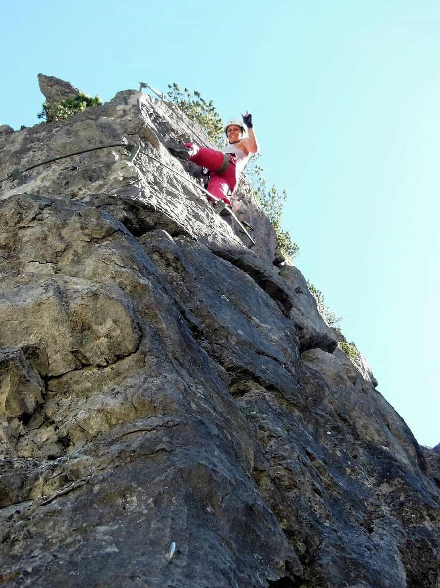 Rongg und Rütti Klettersteig (2)