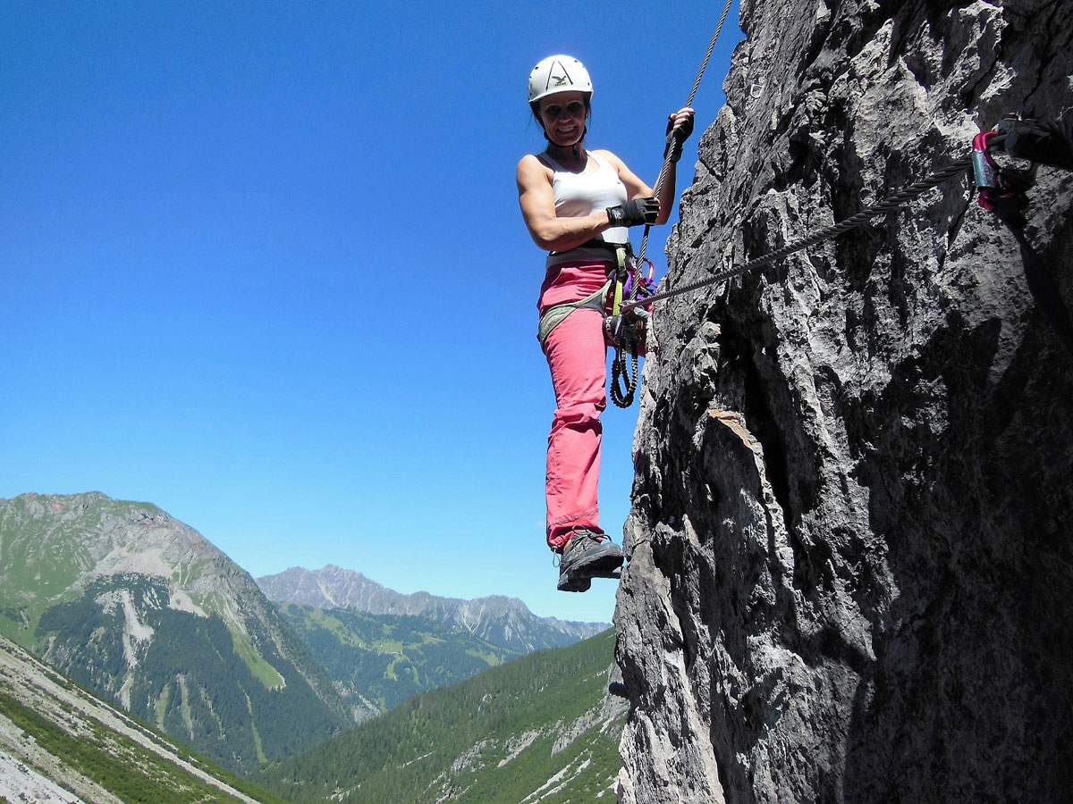 Rongg und Rütti Klettersteig (3)