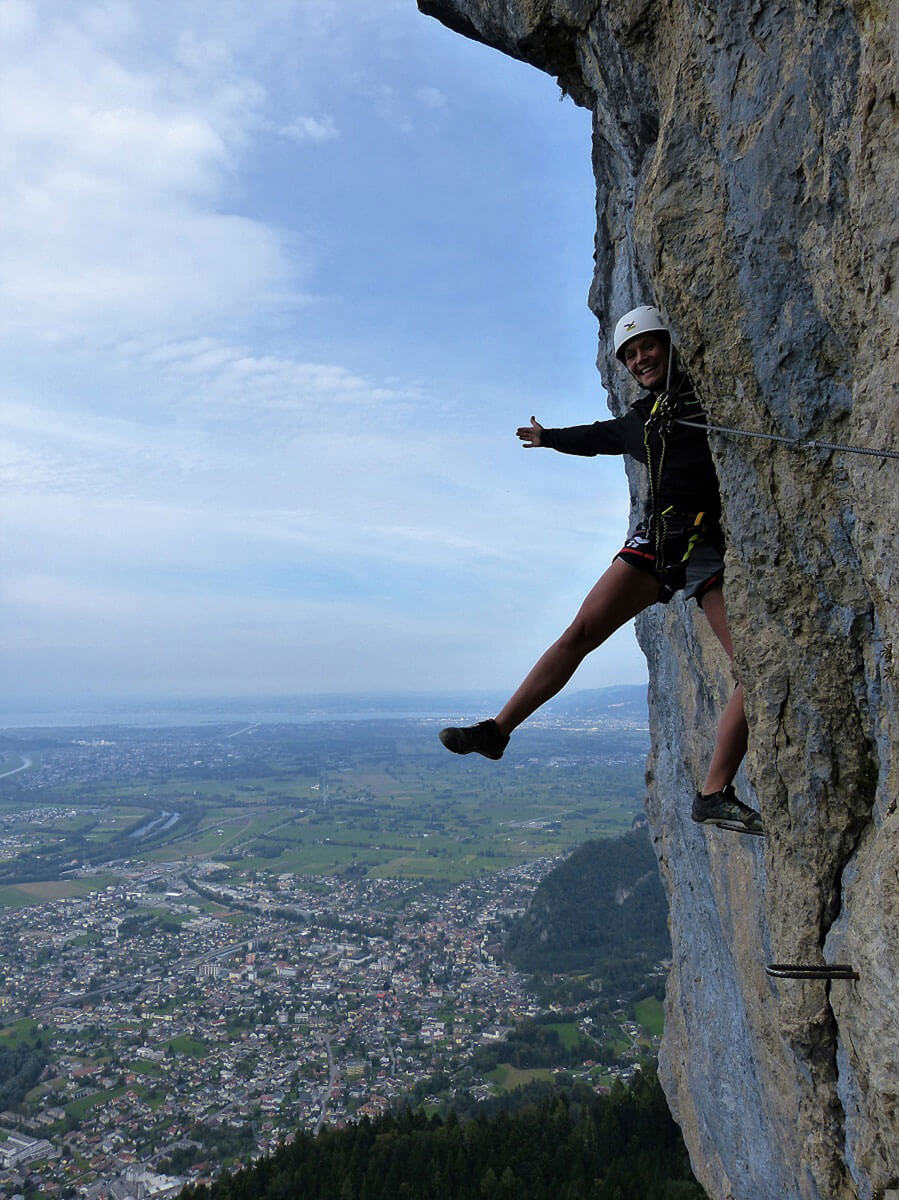 Kapfdach und Kessi Klettersteig (1)