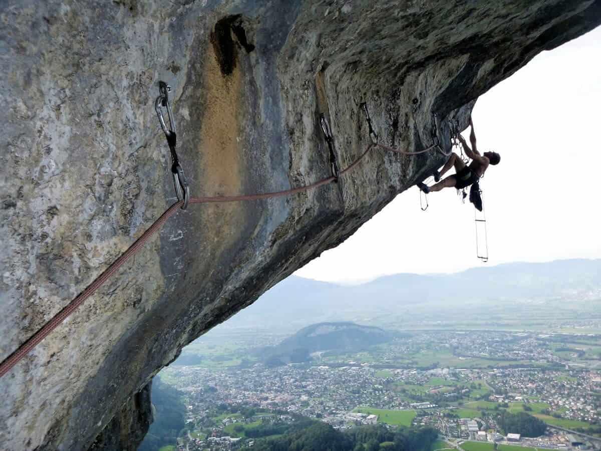 Klettersteig österreich : Erlebnis klettersteig holzgau simmswasserfall bergsteigen