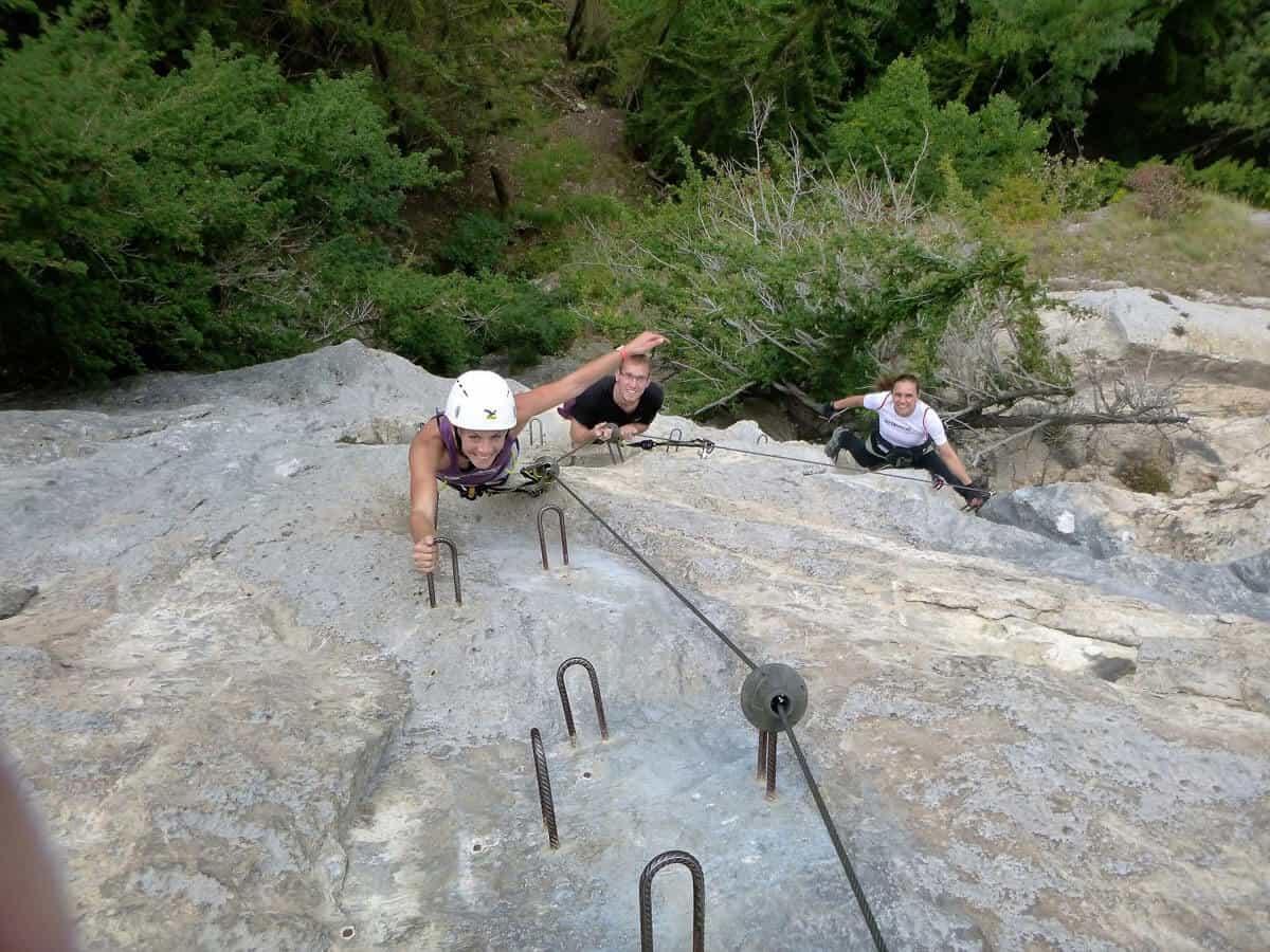 Kapfdach und Kessi Klettersteig (25)