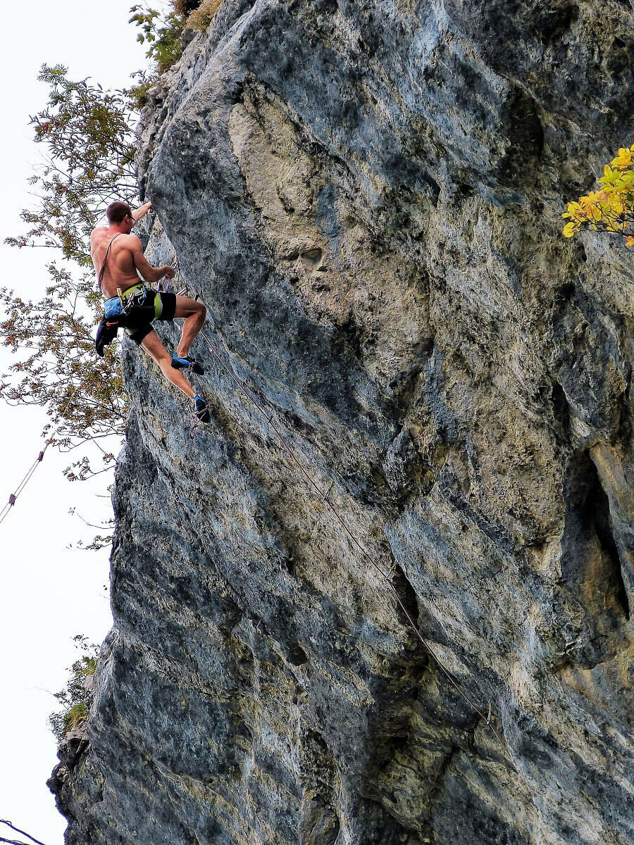 CLIMB X GEAR - REPORT PART II