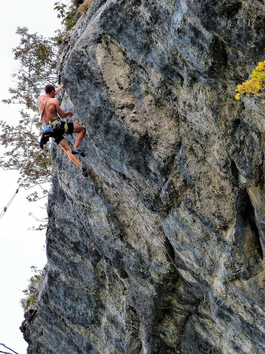 Kapfdach und Kessi Klettersteig (36)