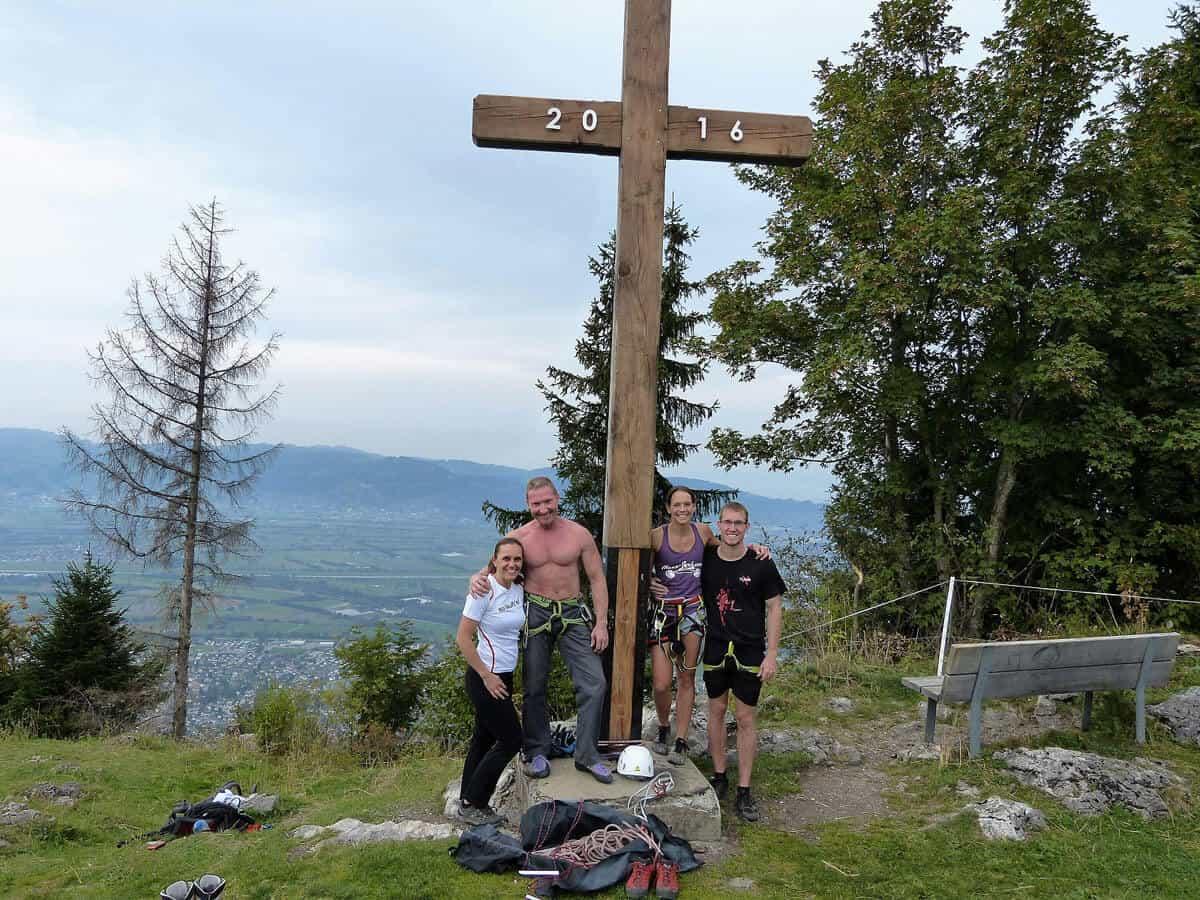 Kapfdach und Kessi Klettersteig (8)