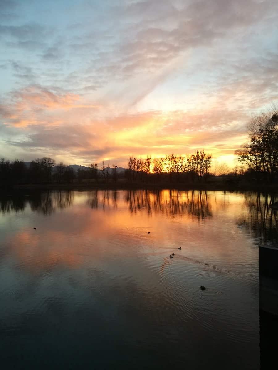 Sonnenuntergang Hard 1