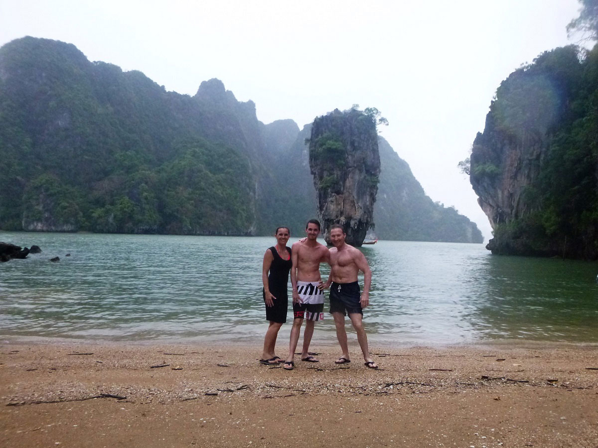 Krabi und James Bond (1)