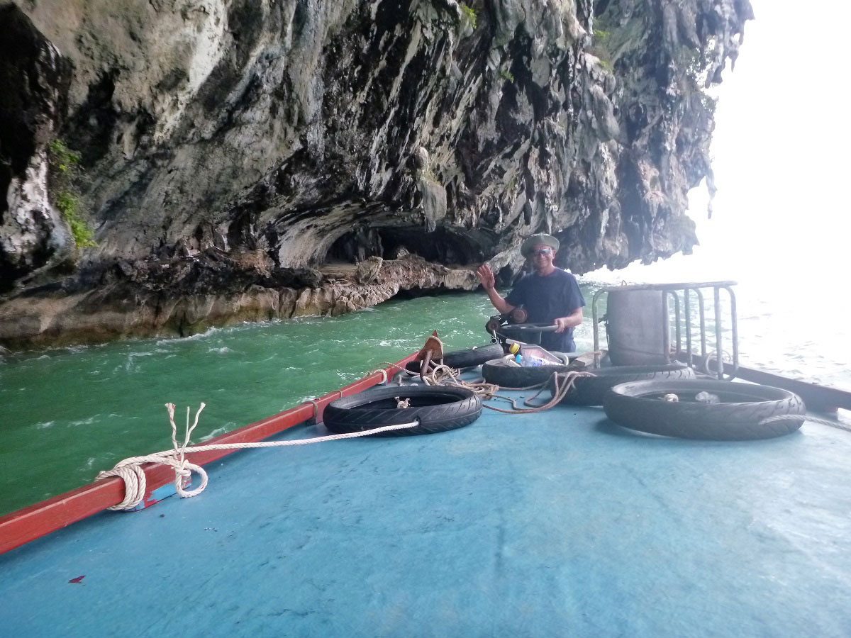 Krabi und James Bond (13)