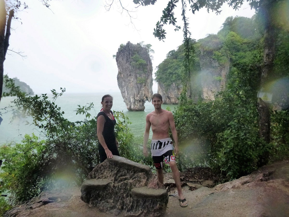 Krabi und James Bond (15)