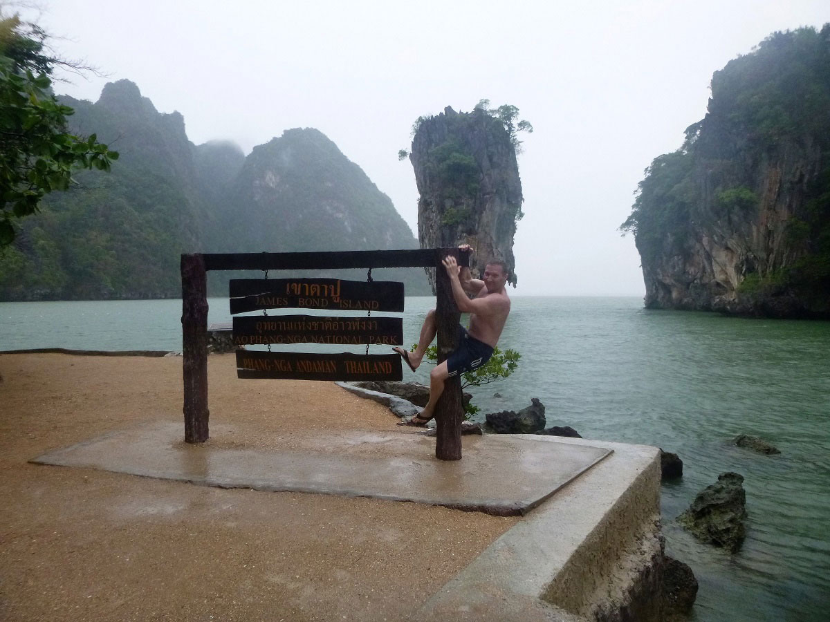 Krabi und James Bond (16)