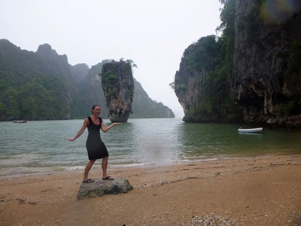 Krabi und James Bond (19)