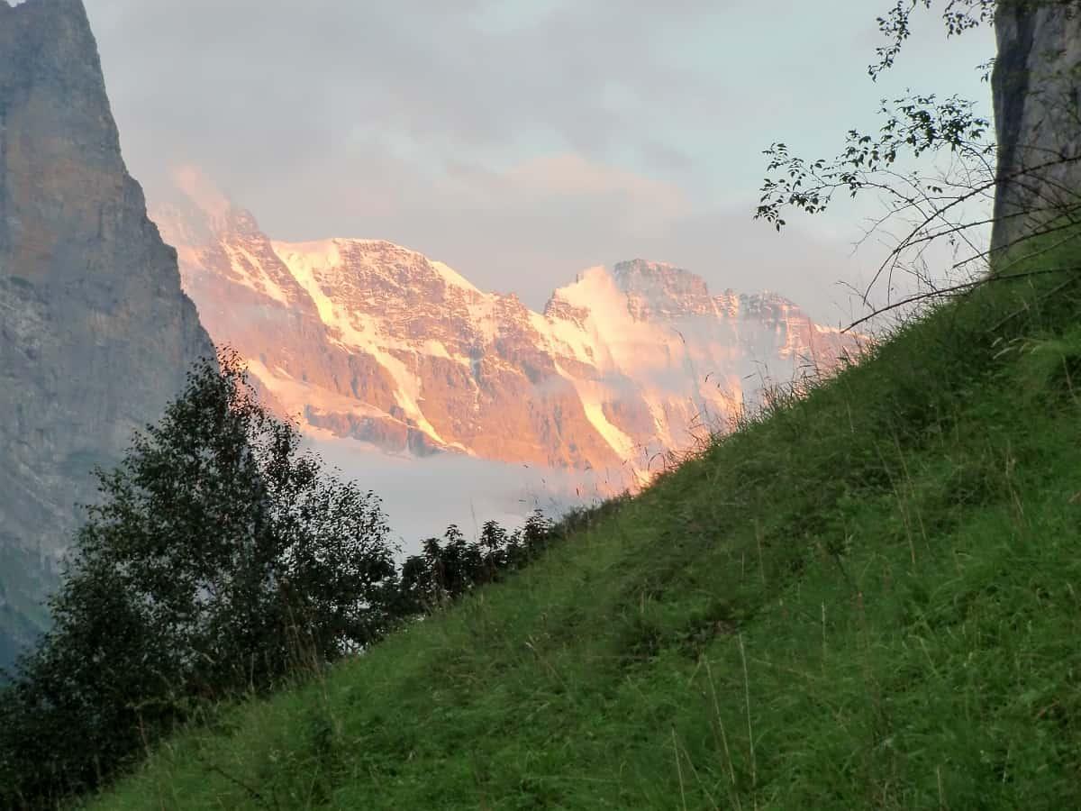 Berner Oberland - unser Kurztrip
