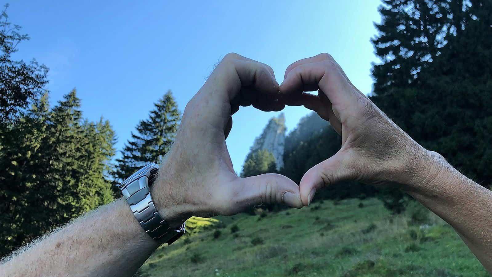 Löwenzähne - klettern im leicht alpinen Gelände! Gebietsvorstellung