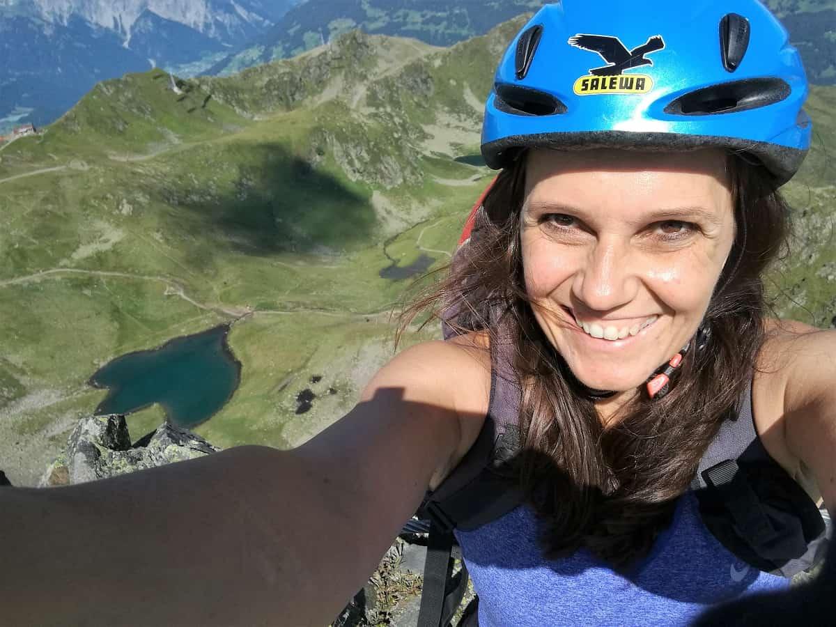 Klettersteigset Wiki : Klettersteigset anlegen lernen richtig und sicher