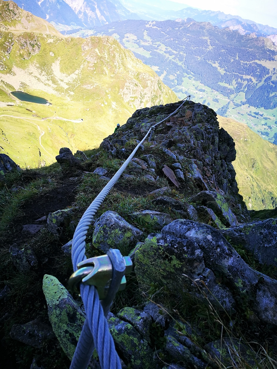 Hochjoch Klettersteig (7)