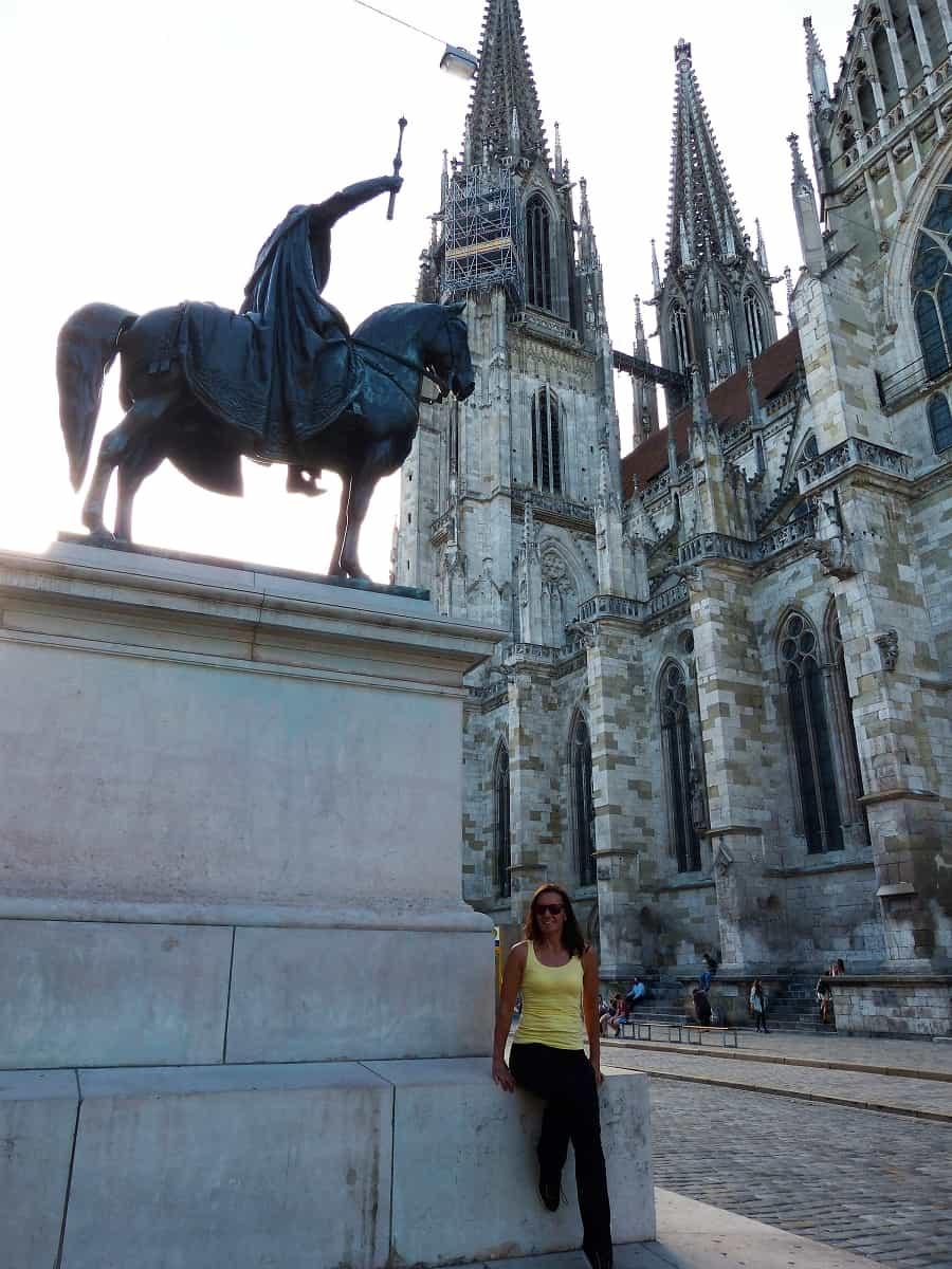 Regensburg - die Stadt an der Donau