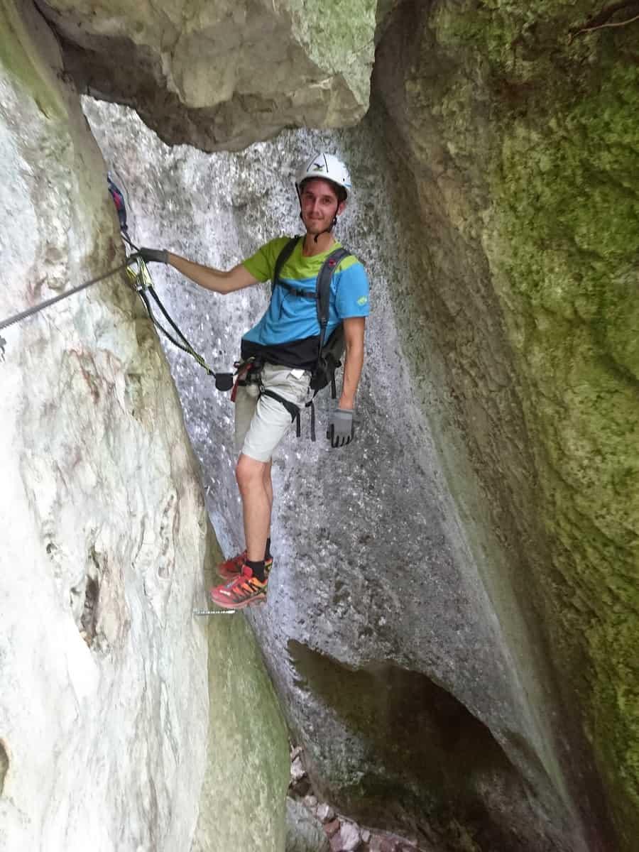 k-Rio Sallagoni Klettersteig (2)