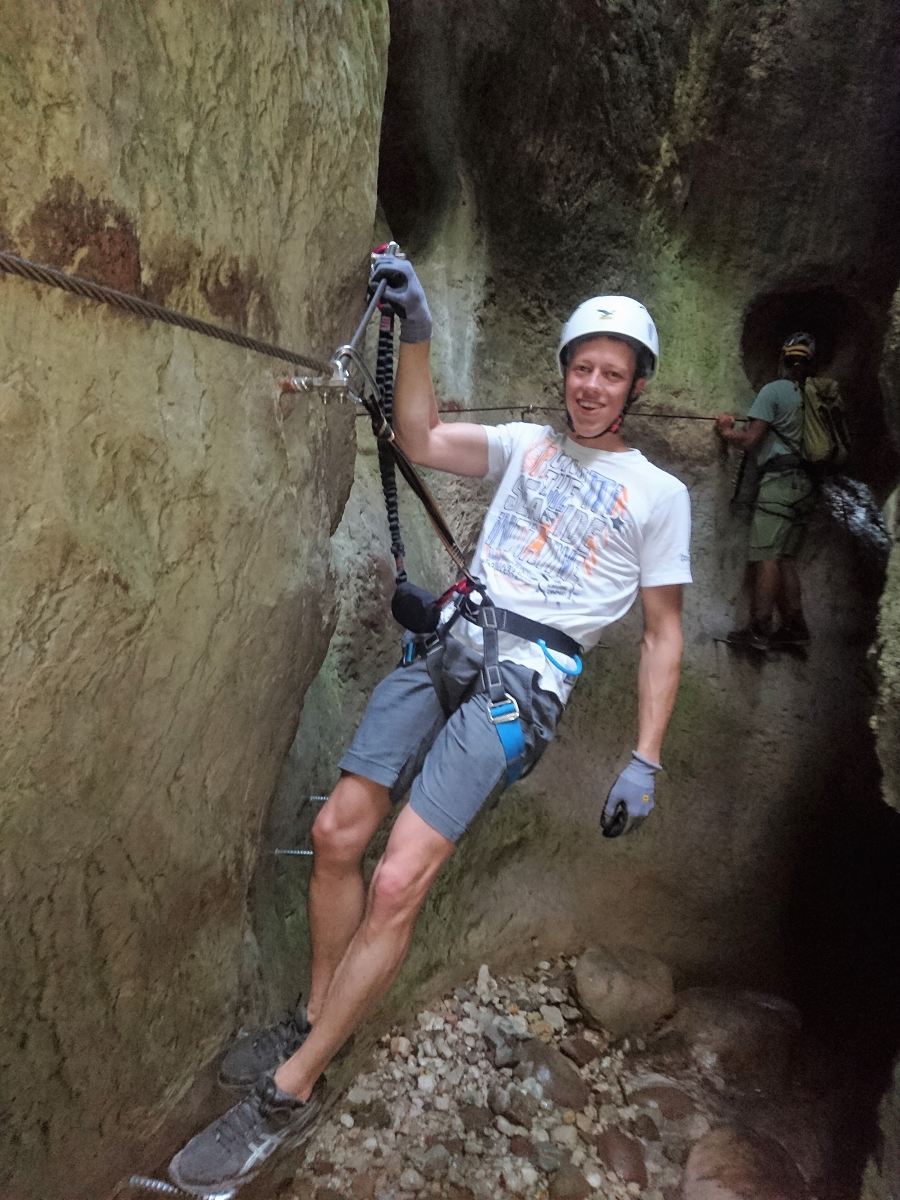 k-Rio Sallagoni Klettersteig (5)