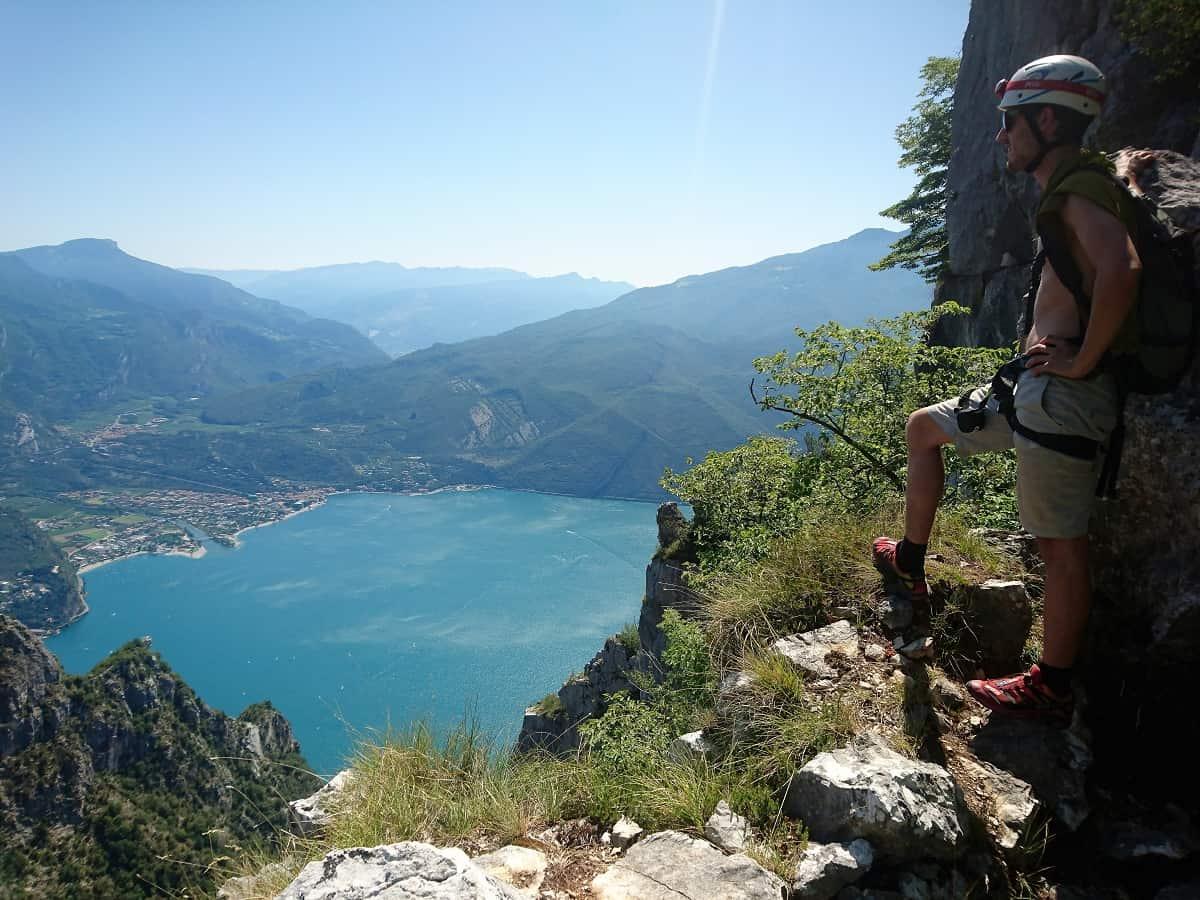 Cima Rocca Klettersteig (7)