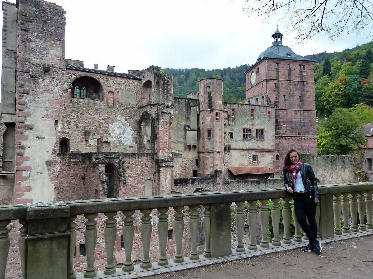 Heidelberg - die Stadt am Neckar