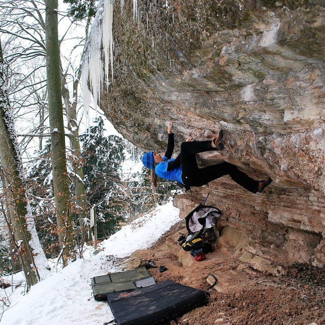 Klettern am Känzele / Gebhardsberg - Gebietsvorstellung