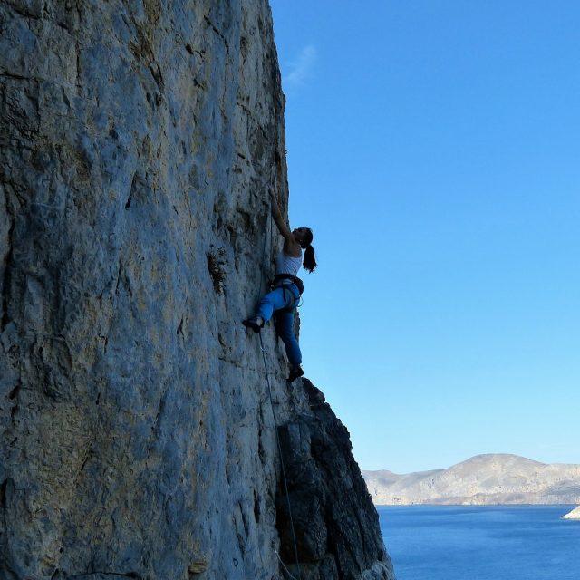 Klettern auf der griechischen Insel Kalymnos - Teil III