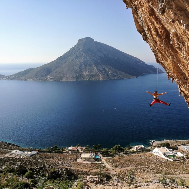 Klettern auf der griechischen Insel Kalymnos - Teil I