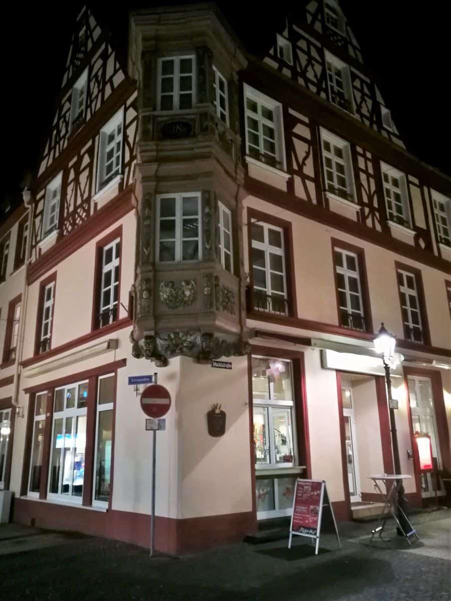 Denkmalzone 4 Türme in Koblenz
