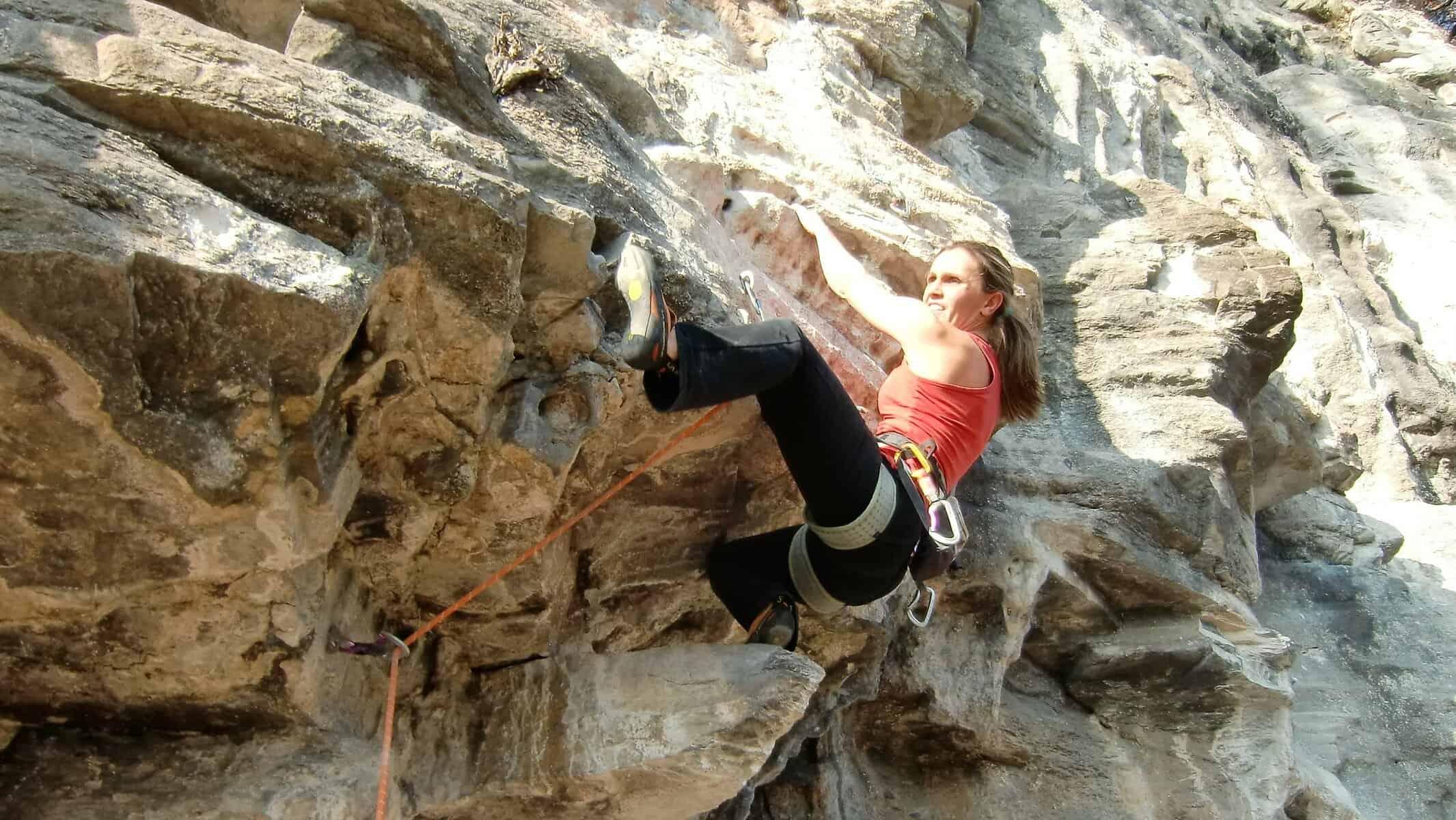 Klettergebiete für den Frühling – meine Tipps!