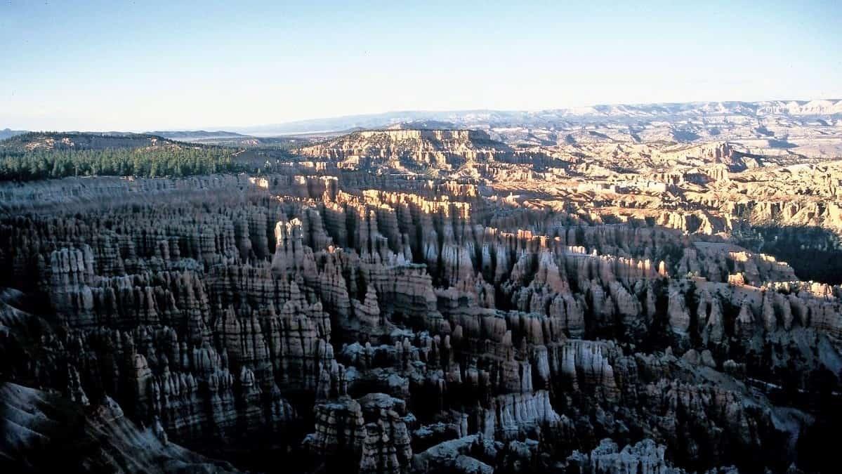 Der Bryce Canyon Nationalpark in Utah