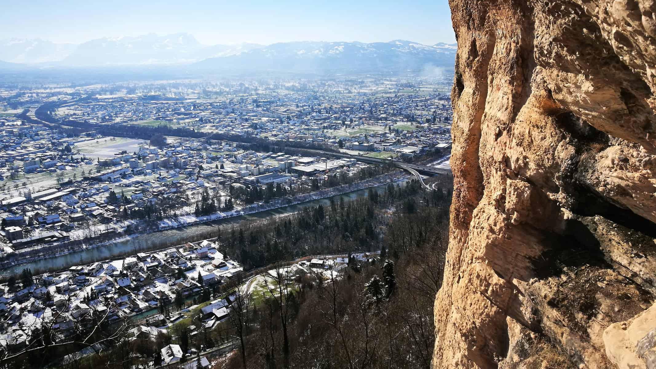 Känzele Klettersteig - eine Winterbegehung!
