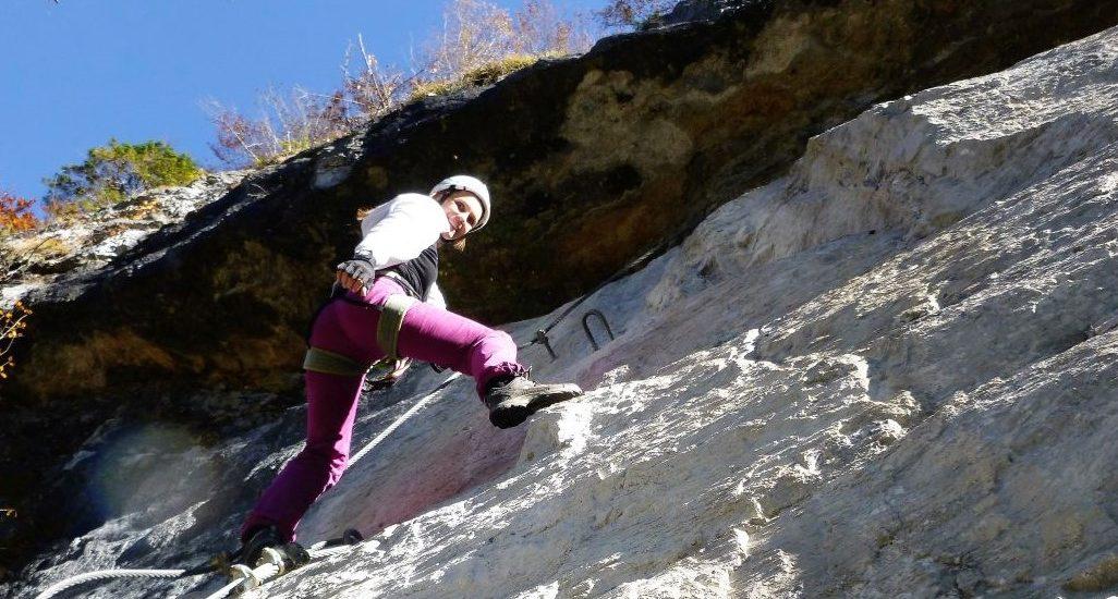 Klettersteig Set Campz : Wie bereitet man sich am besten auf die klettersteig saison