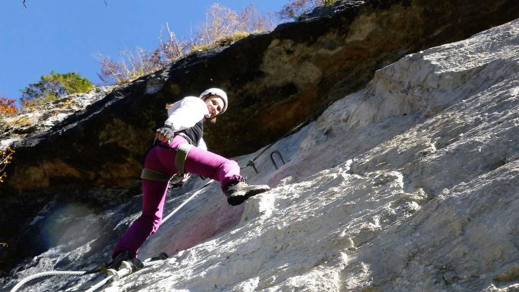 Wie bereitet man sich am Besten auf die Klettersteig-Saison vor?