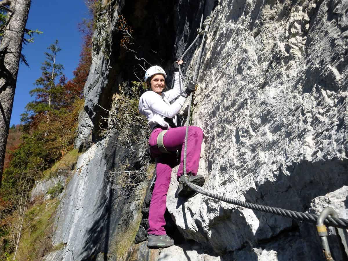 Klettersteigset Tipps : Wie bereitet man sich am besten auf die klettersteig saison vor