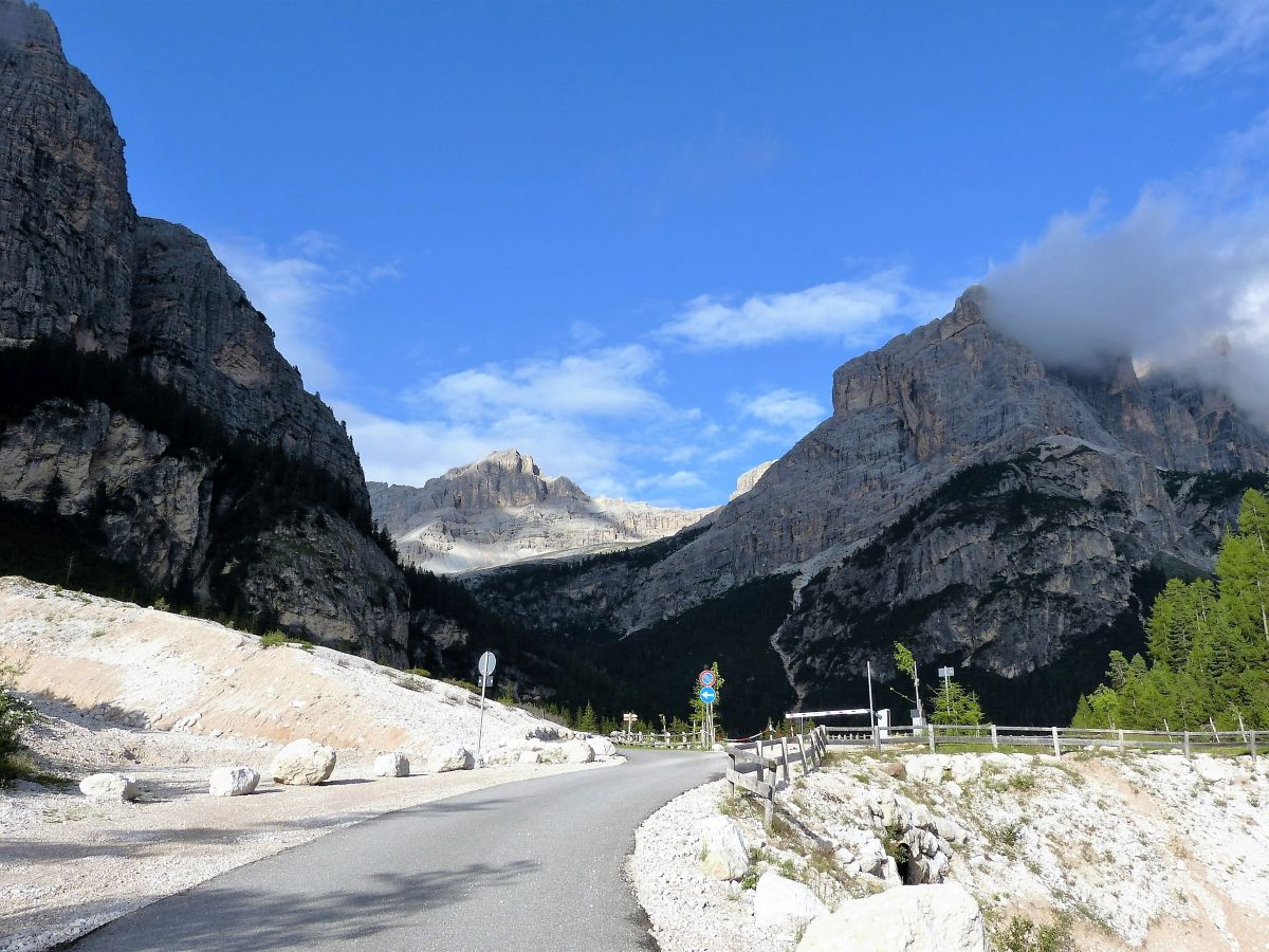 Ein Roadtrip durch die wunderschönen Dolomiten –  Blogparade