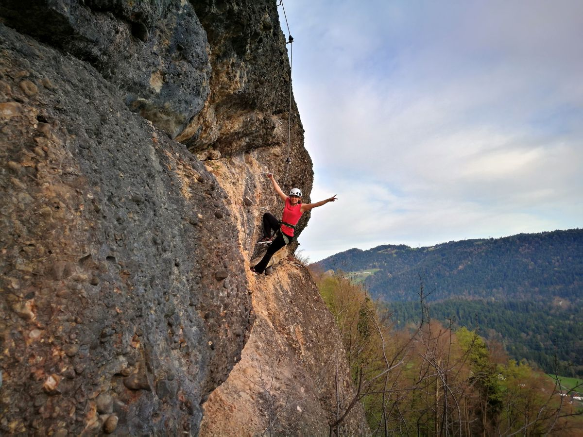 Die schönsten Klettersteige in Vorarlberg - von einfach bis schwierig!