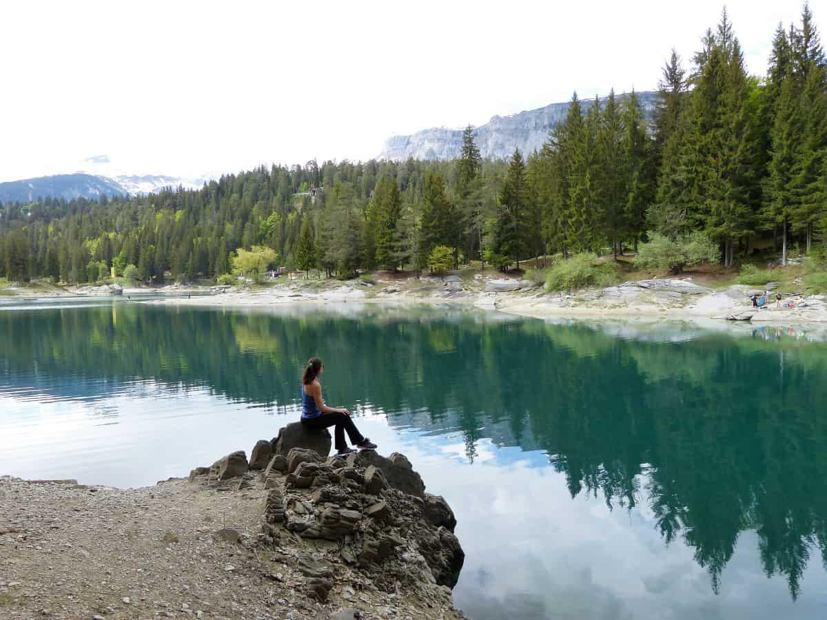 Faszination Bergseen - Kraftquellen und Plätze der Entspannung