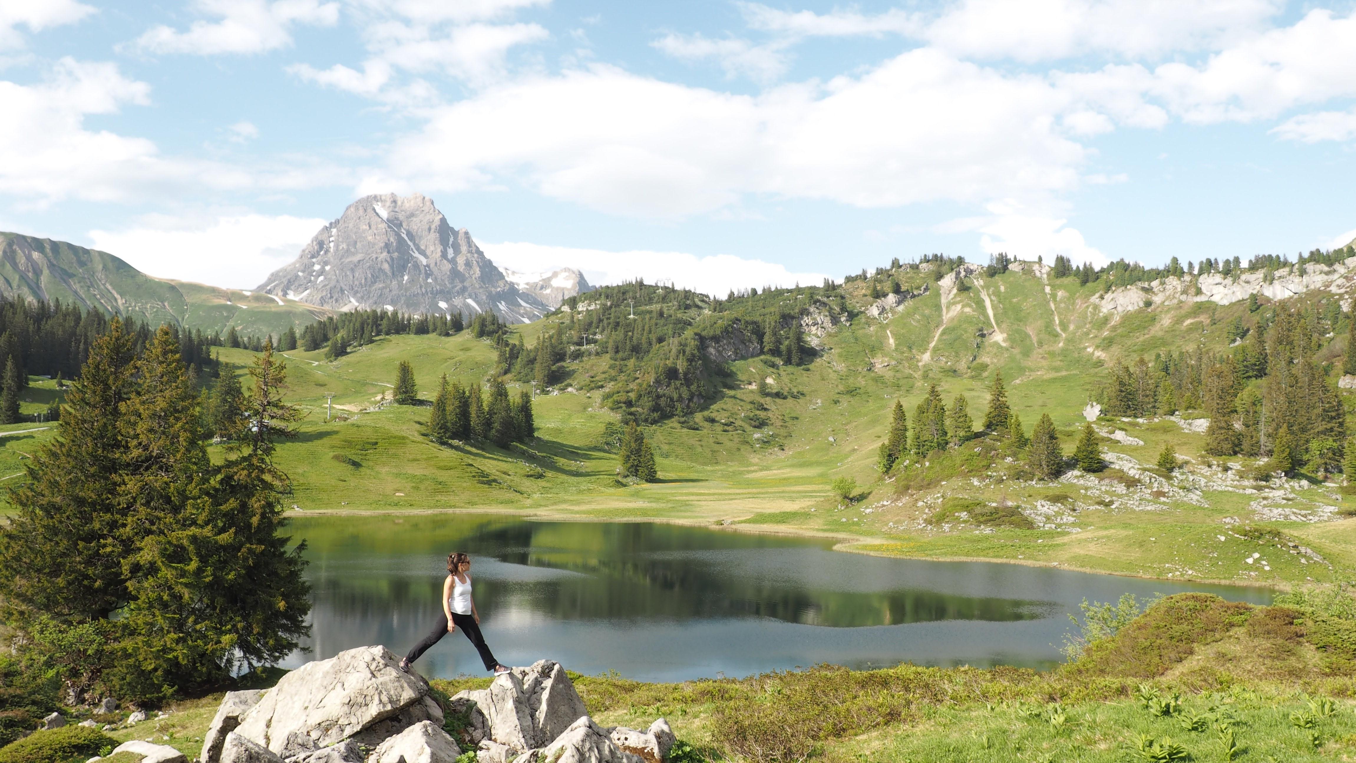 Der schönste Platz Österreichs - Wanderung zum Körbersee