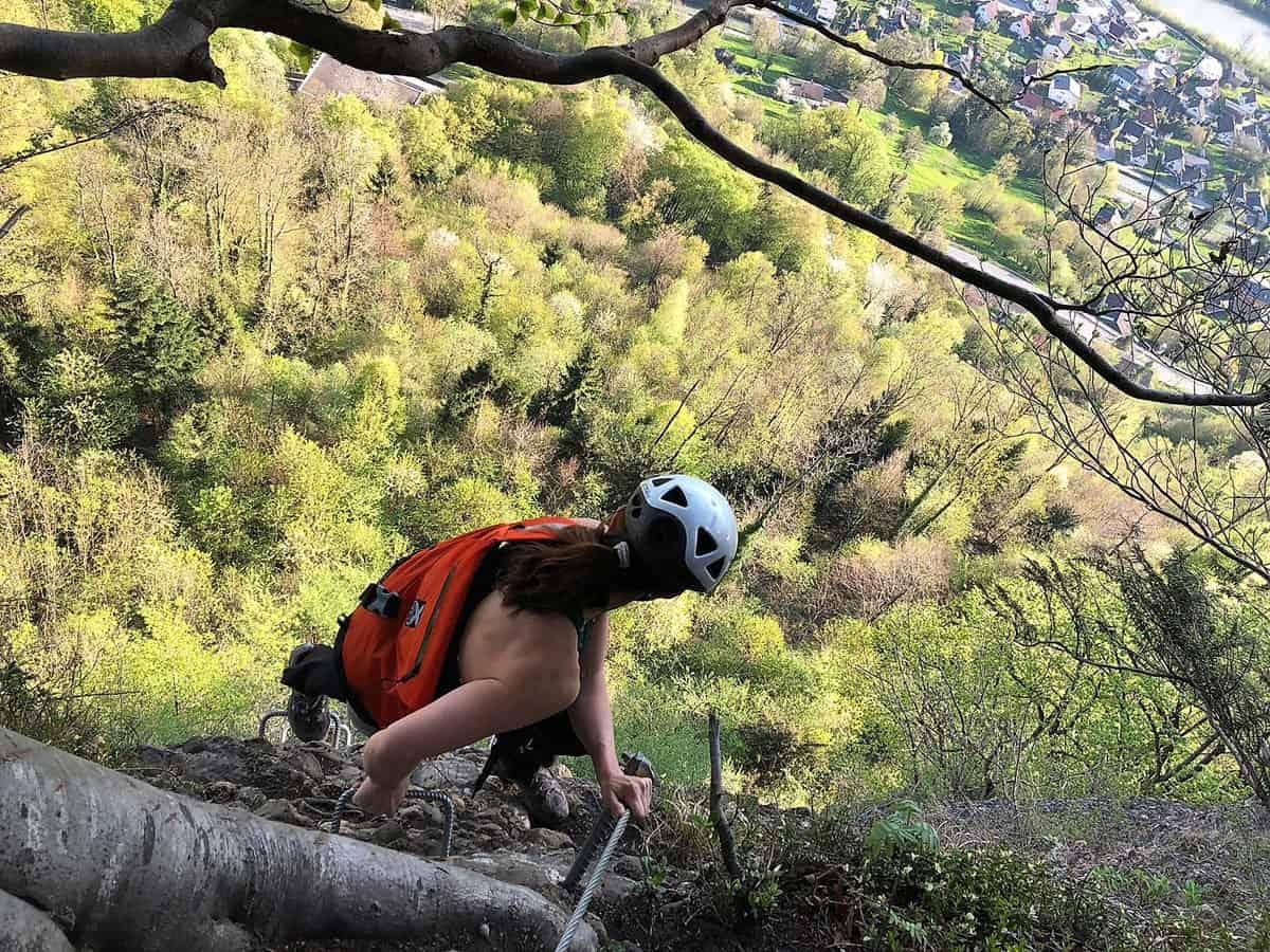 Klettersteig Rucksack : Welches ist der perfekte rucksack für den klettersteig und was nehme