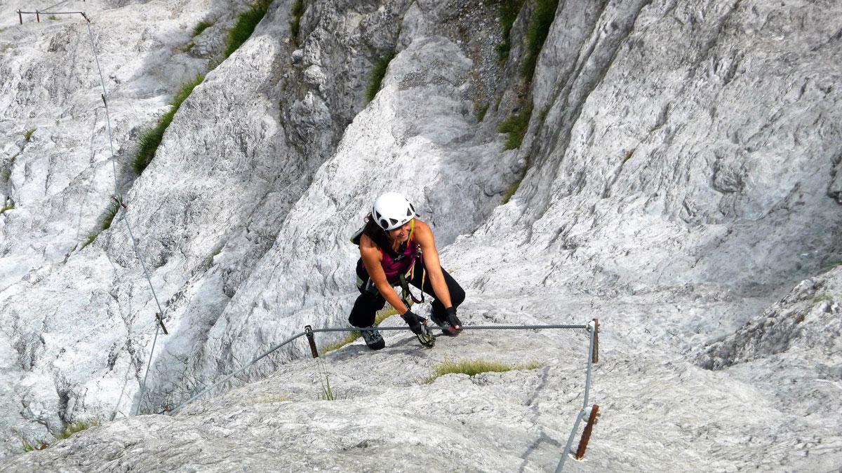 Klettersteig Fall : Klettersteige braunwald urlaub im glarnerland