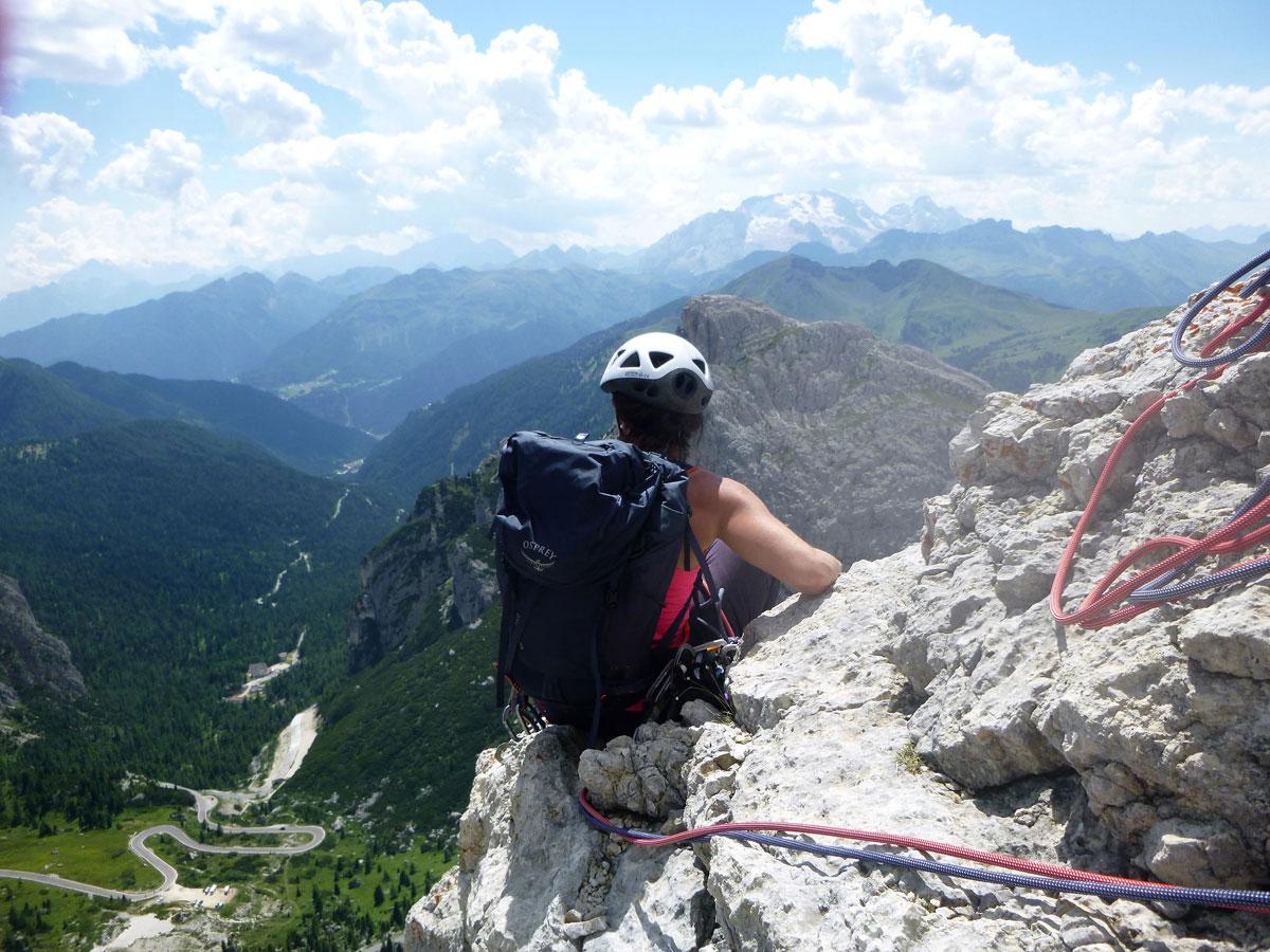 Kletterausrüstung Packliste : Was packe ich in meinen kletterrucksack? meine packliste