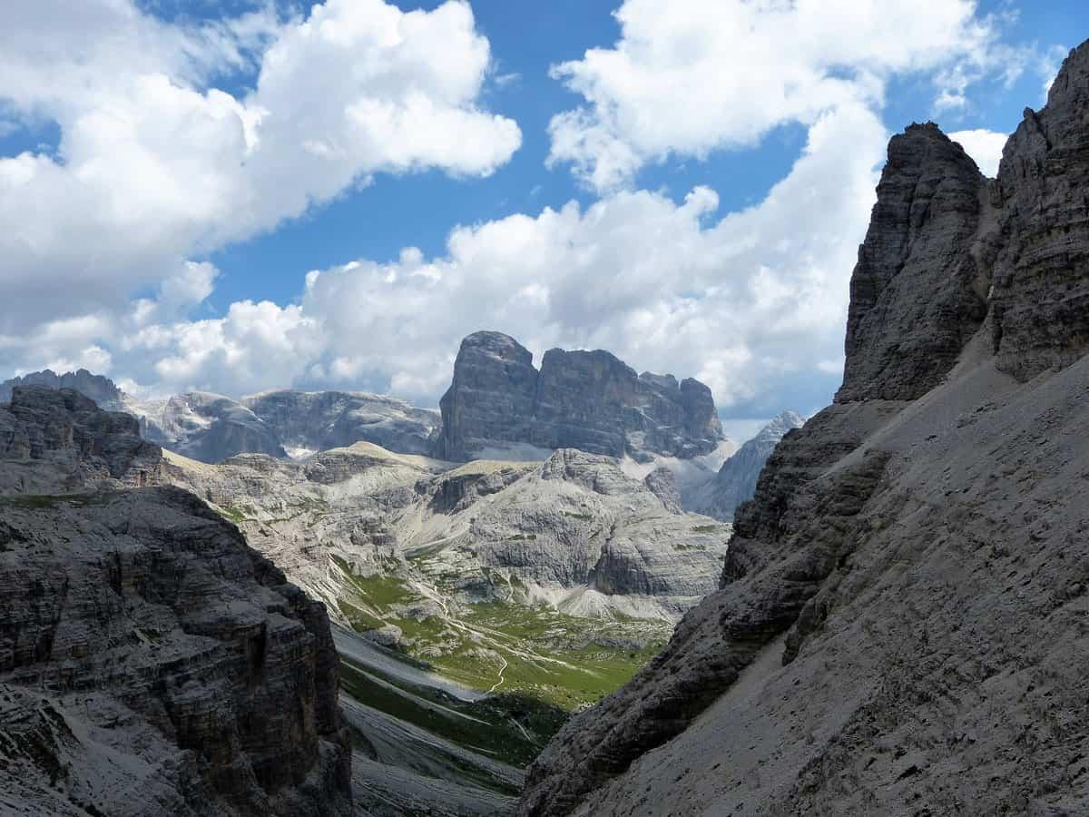 Klettersteig Paternkofel : Paternkofel klettersteig alpenverein