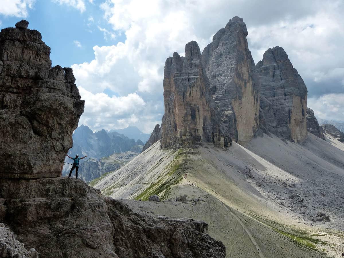 Am Klettersteig sicher unterwegs - meine Tipps - Moosbrugger Climbing