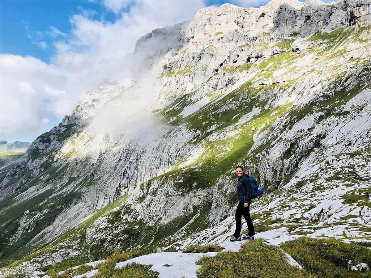 Klettersteig Sulzfluh : Der spektakuläre sulzfluh klettersteig im rätikon moosbrugger