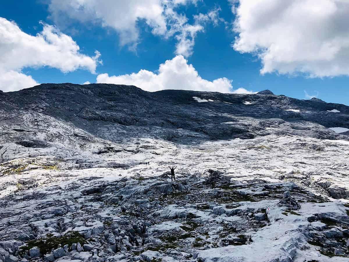 Klettersteig Sulzfluh : Sulzfluh suedwand klettersteig moosbrugger climbing