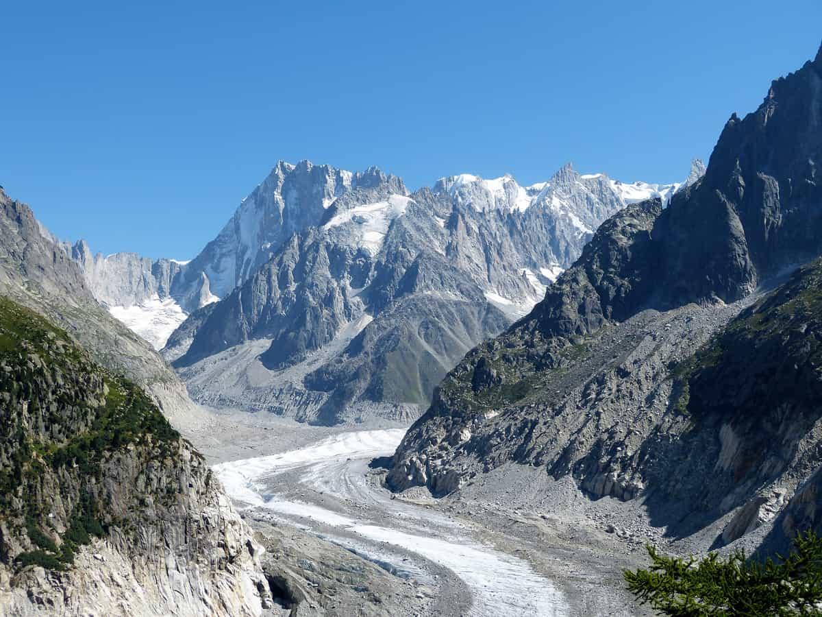 Klettersteig Chamonix : Chamonix moosbrugger climbing